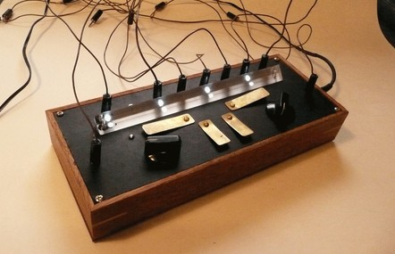 Photo of Scape Sequencer