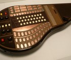 Folktek Omnichord - Brown-image542