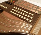 Folktek Omnichord - Brown-image544